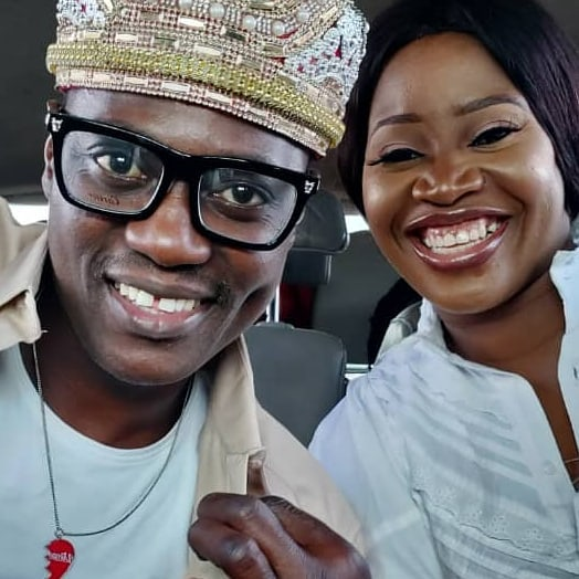 Sound Sultan wife 12th marriage anniversary