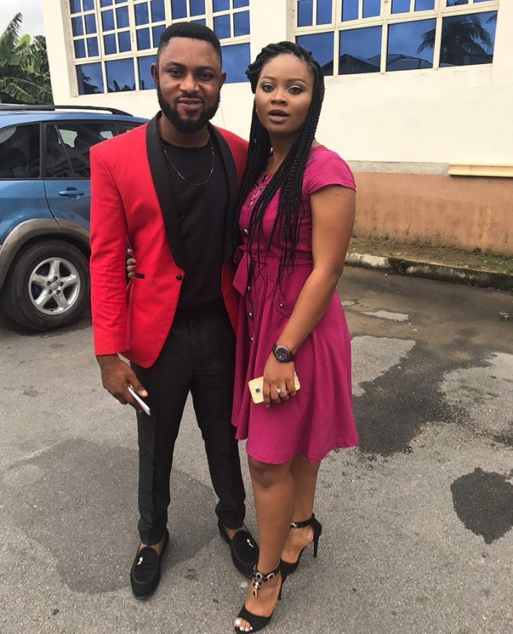 BBNaija's Tega opens up on how she found out about her husband's affair