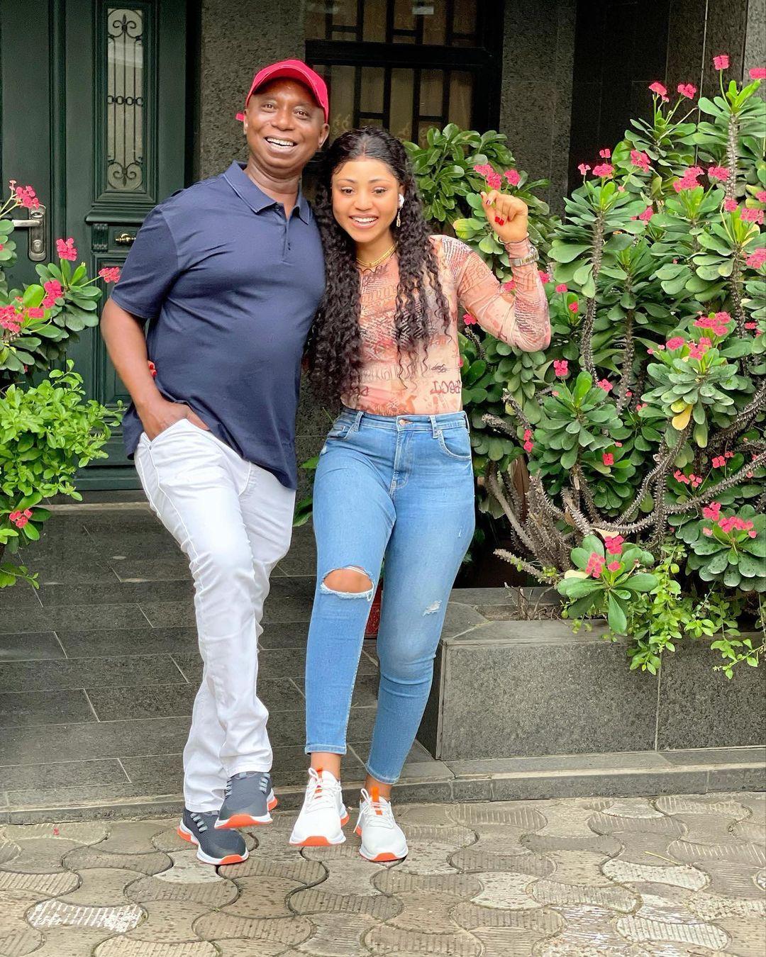 Laila Charani unfollows husband Ned Nwoko