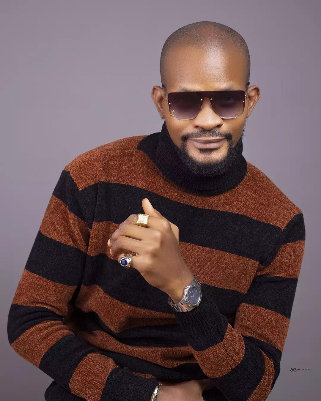 Uche Maduagwu drags Davido over Chioma