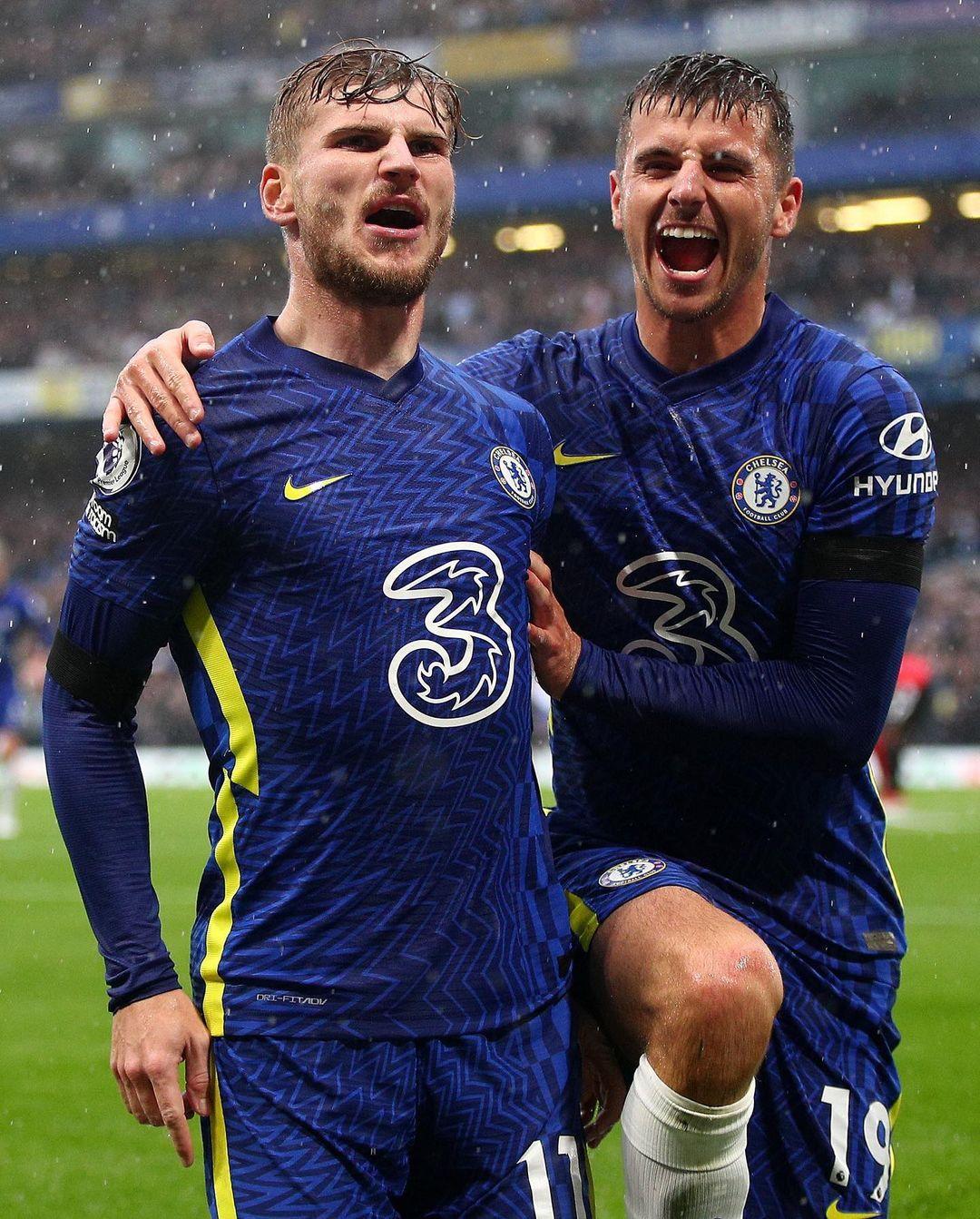 Chelsea 3-1 Southampton Premier League