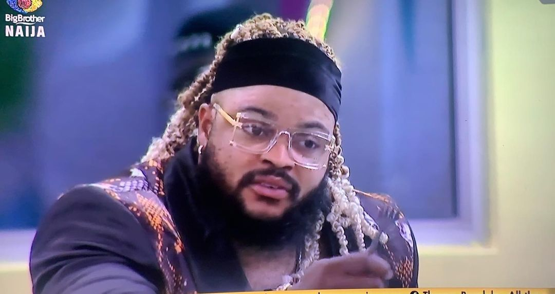 #BBNaija: Why I asked Michael to forgive me during Saturday night party – Whitemoney