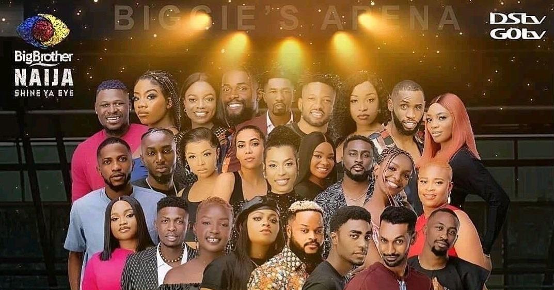 all bbnaija season 6 housemates