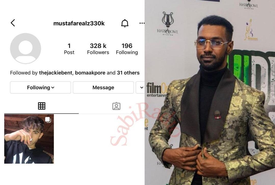 #BBNaija: Yousef's Instagram account hacked at 328K followers