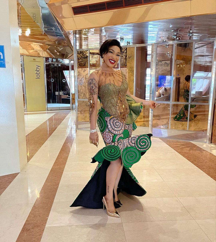 Janemena petitions Tonto Dikeh 500M compensation