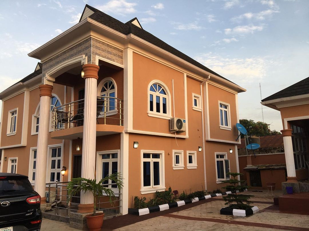 Gospel singer, Dare Melody gifts himself a duplex on his birthday