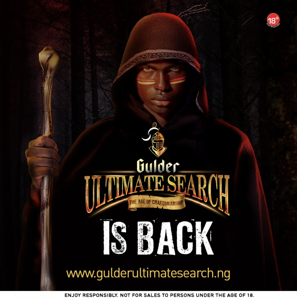 Toke Makinwa unveiled as 2021 Gulder Ultimate Search anchor (Video)