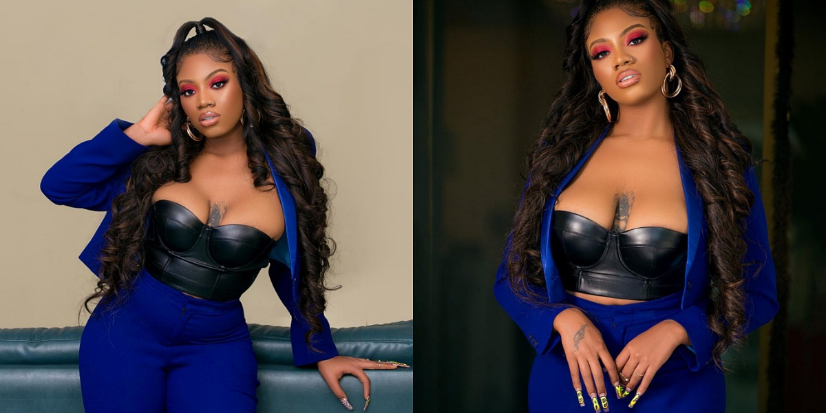 """""""The only person finer than me in Nigeria is my mother"""" — Reality star, Angel reveals"""