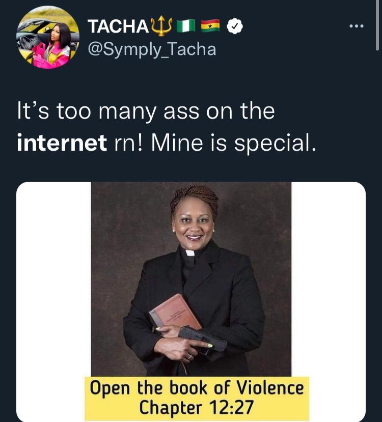 BBNaija's Tacha reveals reason she stopped twerking on social media