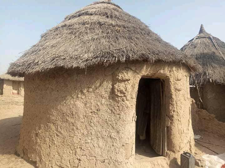 Gombe primary school hut