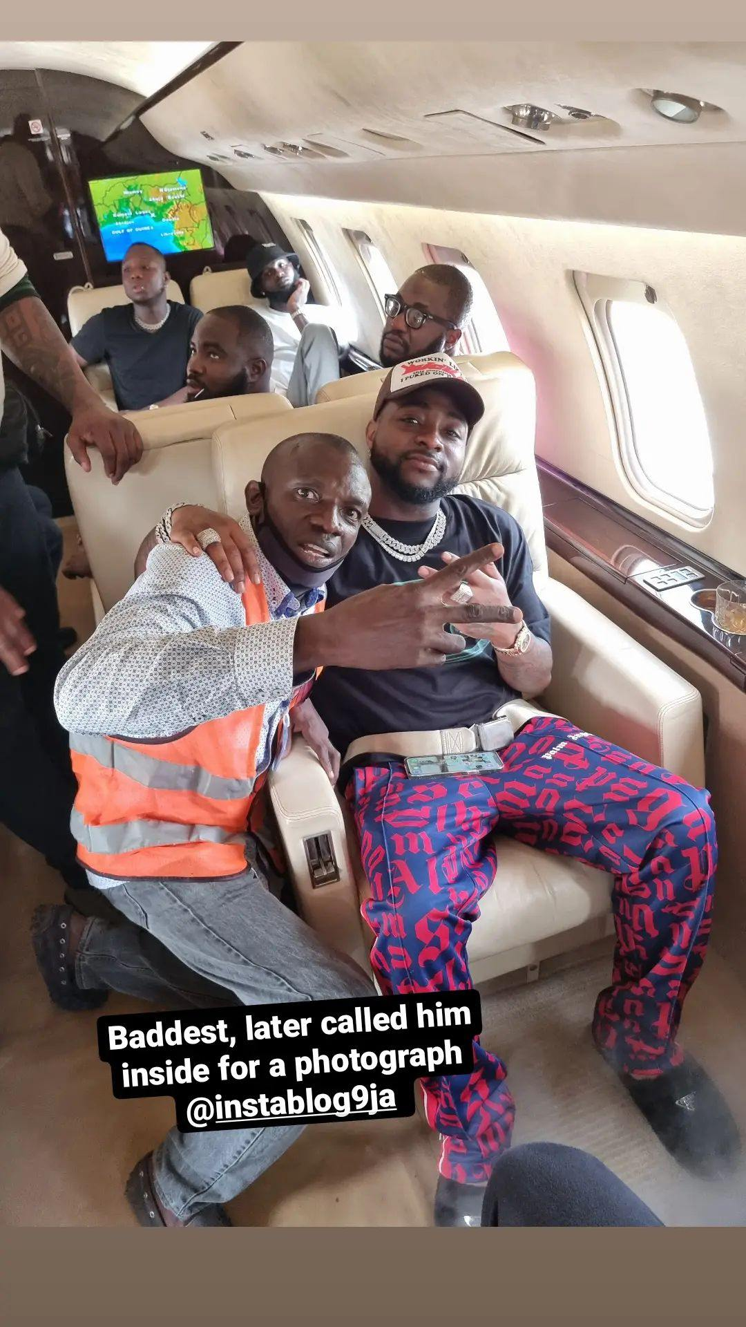 Davido settles with airport official after bodyguard shoved him while trying to take selfie (Video)