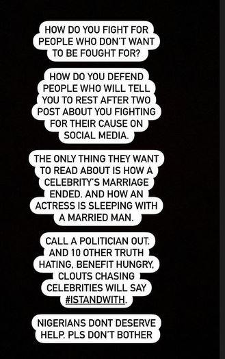 """""""How many jobs have you offered to youths?"""" - Uche Maduagwu drags Ruth Kadiri for saying 'Nigerians don't deserve help'"""