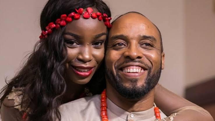Kalu Ikeagwu and wife Ijeoma part ways