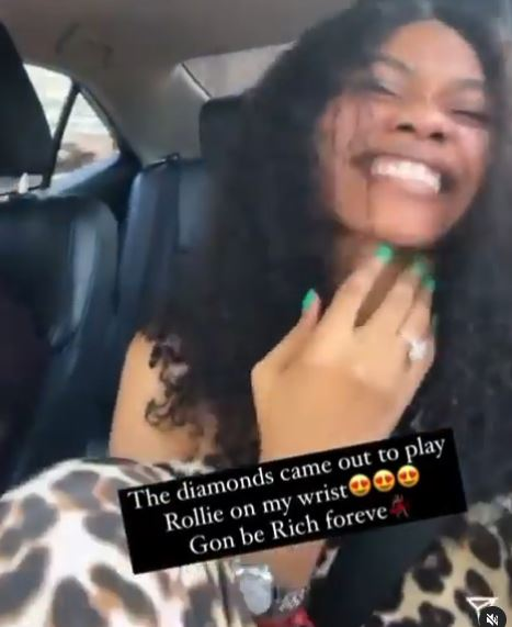 Janemena wedding ring new video Tonto claim
