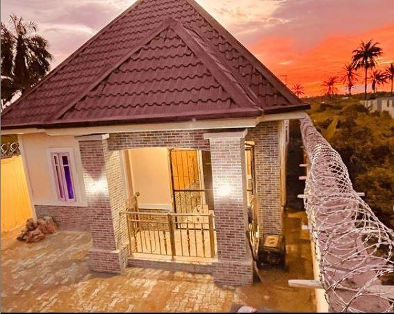 Sabinus Parents New House