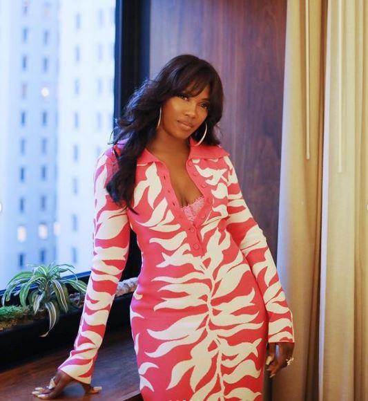 Mercy Johnson Tiwa Savage