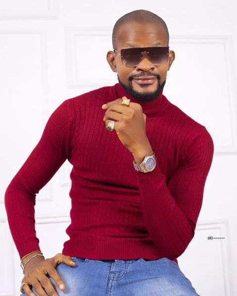 Uche Maduagwu twins Tonto Dikeh
