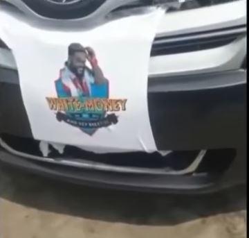 Whitemoney Car Fans Toyota